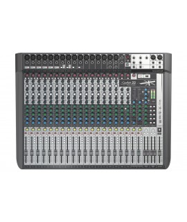 SOUNCRAFT 22 INPUT CONSOLE With MULTI CH USB